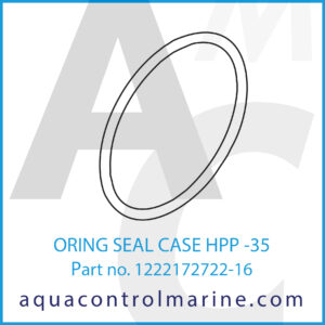 ORING SEAL CASE HPP -35
