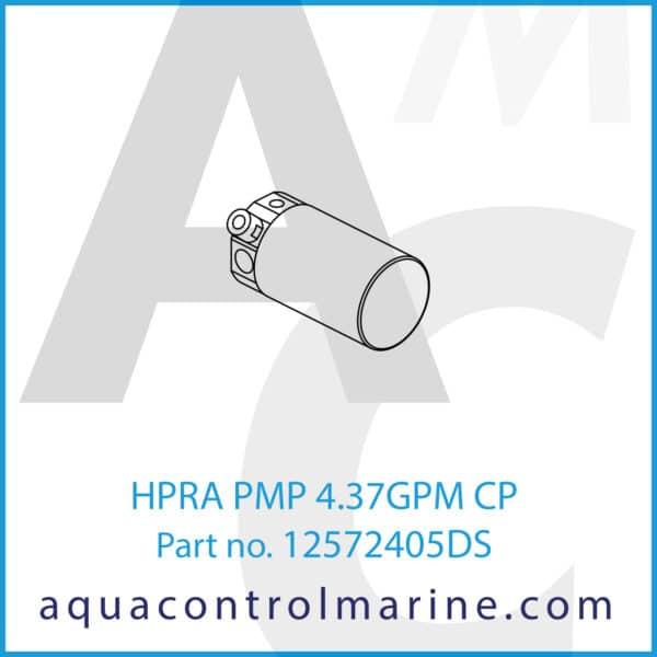 HPRA PMP 4.37GPM CP