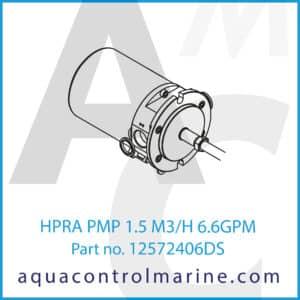 HPRA PMP 1.5 M3_H 6.6GPM