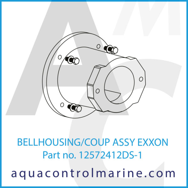 BELLHOUSING_COUP ASSY EXXON