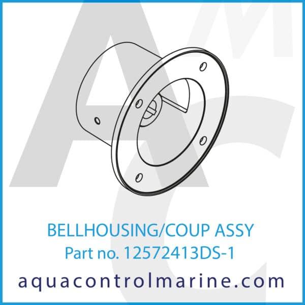 BELLHOUSING_COUP ASSY
