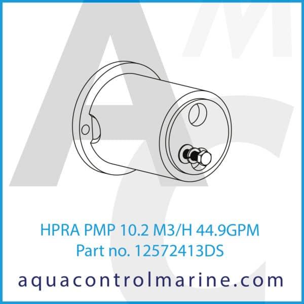HPRA PMP 10.2 M3_H 44.9GPM