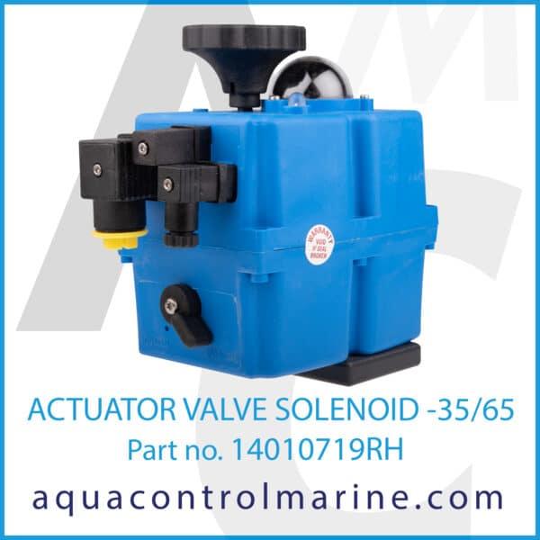 ACTUATOR VALVE SOLENOID -35_6