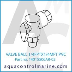 VALVE BALL 1_4FPTX1_4MPT PVC
