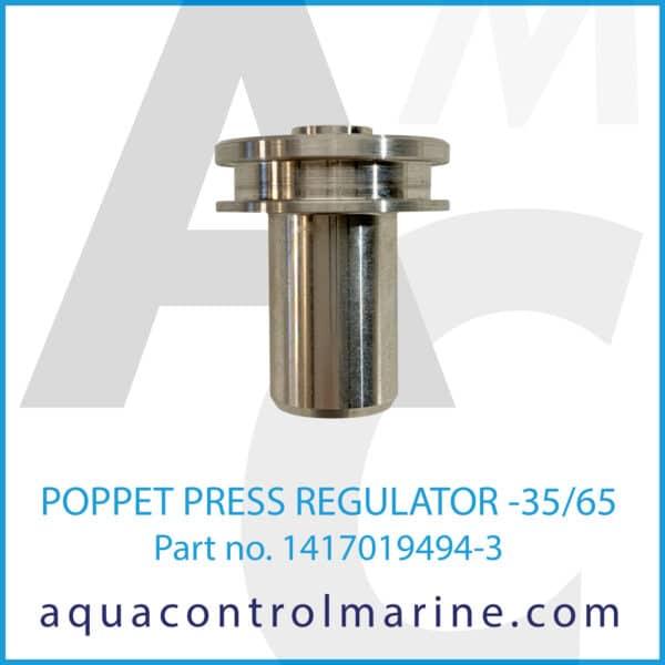 POPPET PRESS REGULATOR -35_65