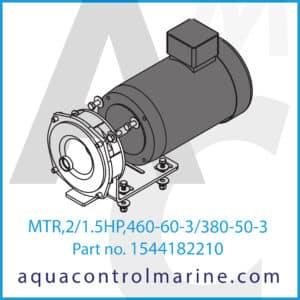 MTR,2_1.5HP,460-60-3_380-50-3