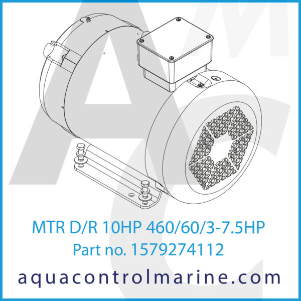 MTR D_R 10HP 460_60_3-7.5HP