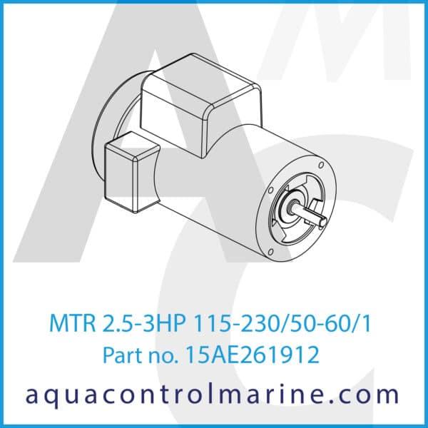 MTR 2.5-3HP 115-230_50-60_1