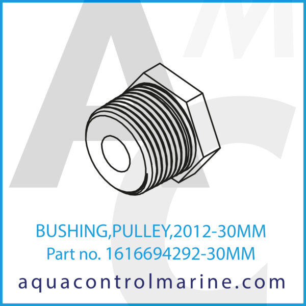 BUSHING,PULLEY,2012-30MM