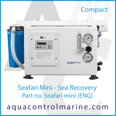 HRO Seafari Mini watermaker compact