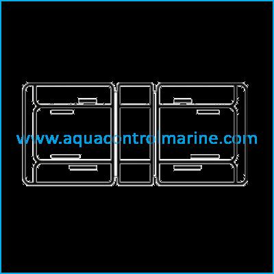 UNION .625 TUBE X .5 TUBE