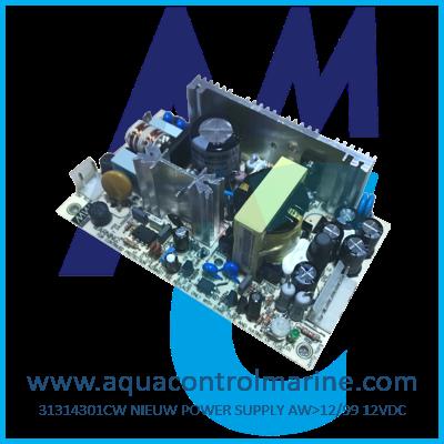 POWER SUPPLY AW>12/99 12VDC