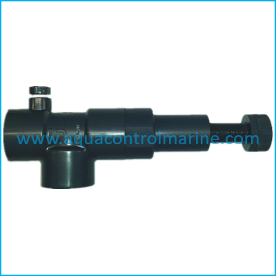VALVE RELIEF PVC 1 FNPT VMT