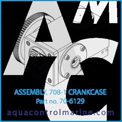 ASSEMBLY 708-1 CRANKCASE