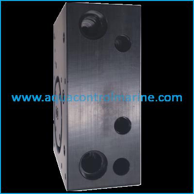 CONTROL MANIFOLD HORIZON SEAFARI USE 61012044 - AquaControl