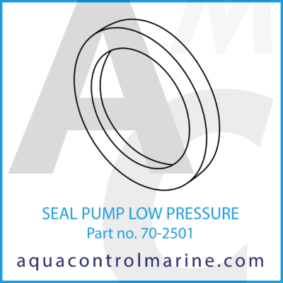 SEAL PUMP LOW PRESSURE