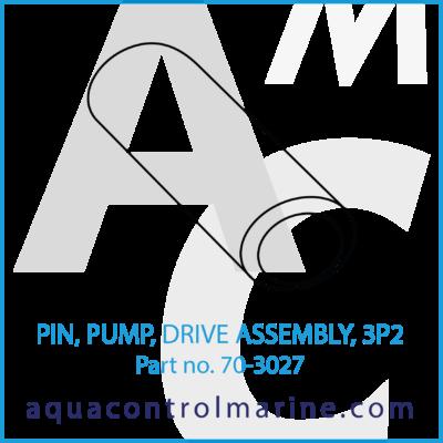 PIN PUMP DRIVE ASSEMBLY 3P2