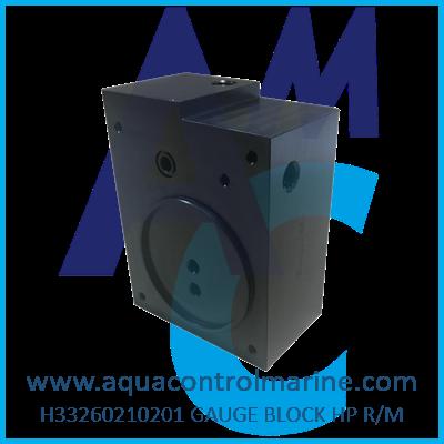 GAUGE BLOCK HP R/M