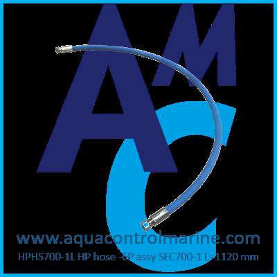 HP hose for 6P assy for SFC700-1