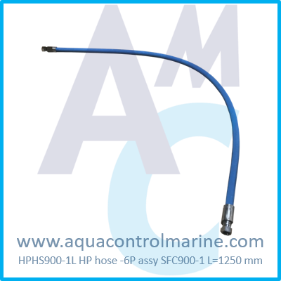 HP hose 6p assy for SFC900-1