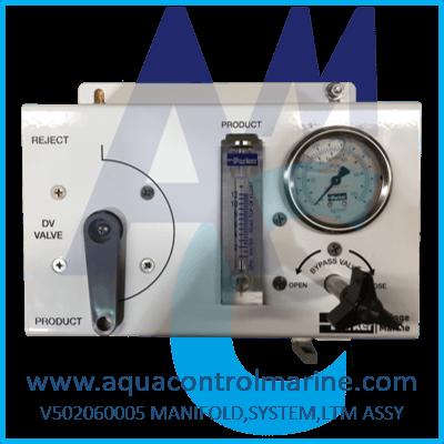 MANIFOLD SYSTEM LTM ASSY