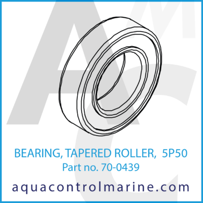 BEARING TAPERED ROLLER 5P50
