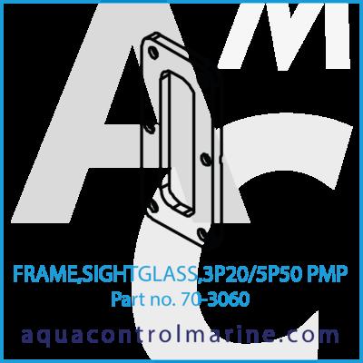 FRAME SIGHTGLASS 3P20/5P50 PMP