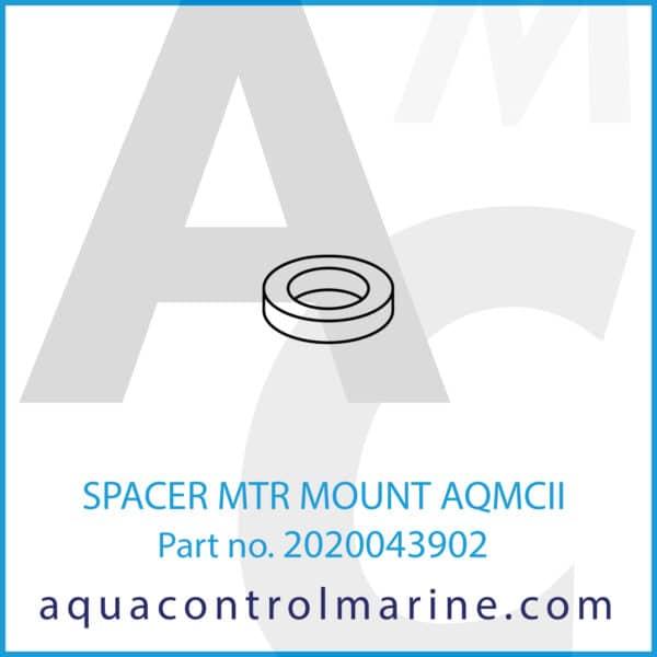 SPACER MTR MOUNT AQMCII