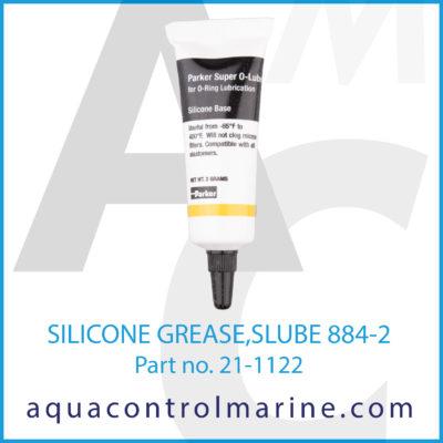 SILICONE GREASE SLUBE 884-2