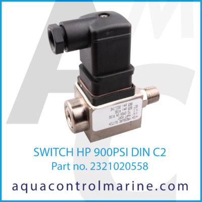 SWITCH HP 900PSI DIN C2