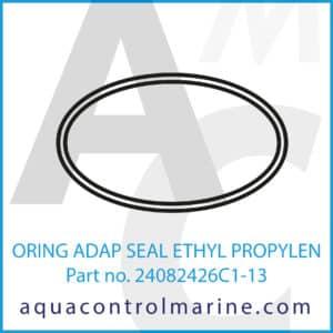 ORING ADAP SEAL ETHYL PROPYLEN