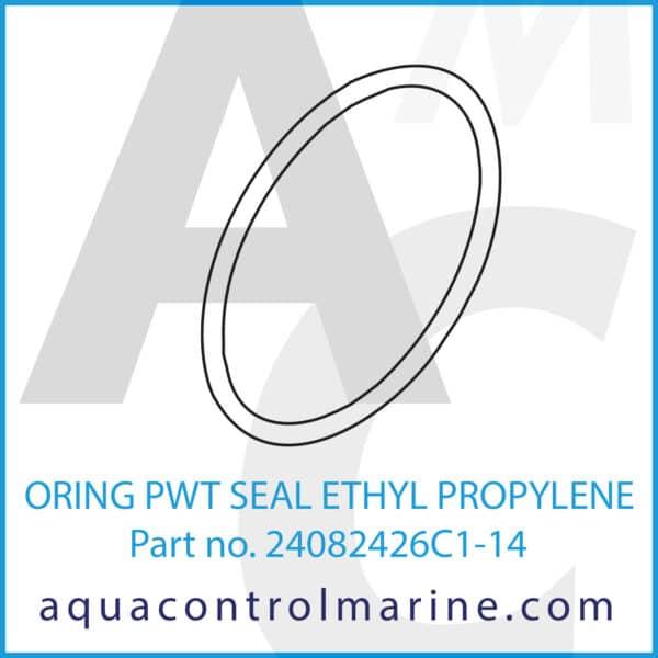 ORING PWT SEAL ETHYL PROPYLENE