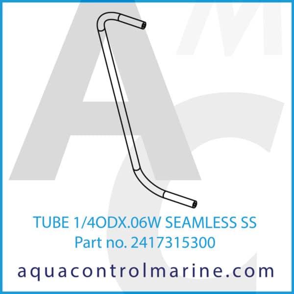 TUBE 1_4ODX.06W SEAMLESS SS