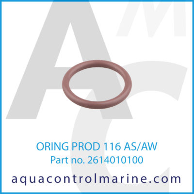 O-RING PROD 116 AS/AW