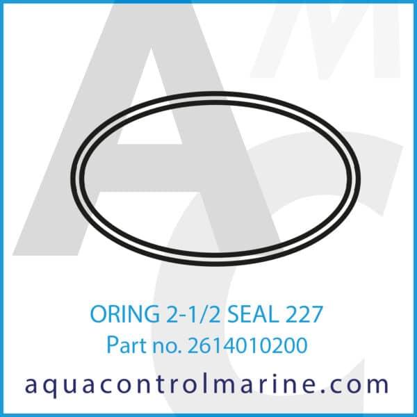 ORING 2-1_2 SEAL 227
