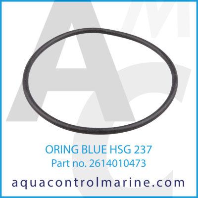 O-RING BLUE HSG 237