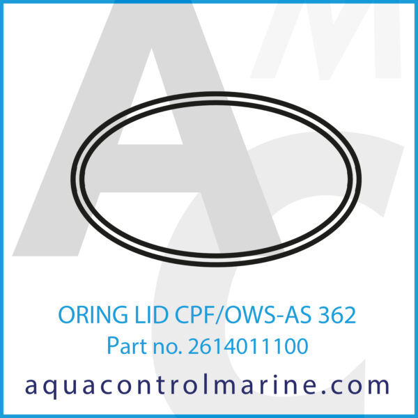 ORING LID CPF_OWS-AS 362