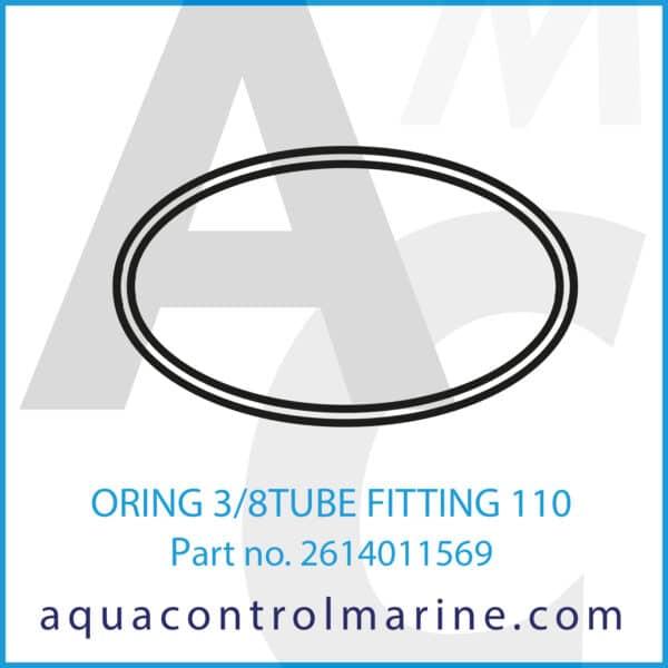 ORING 3_8TUBE FITTING 110