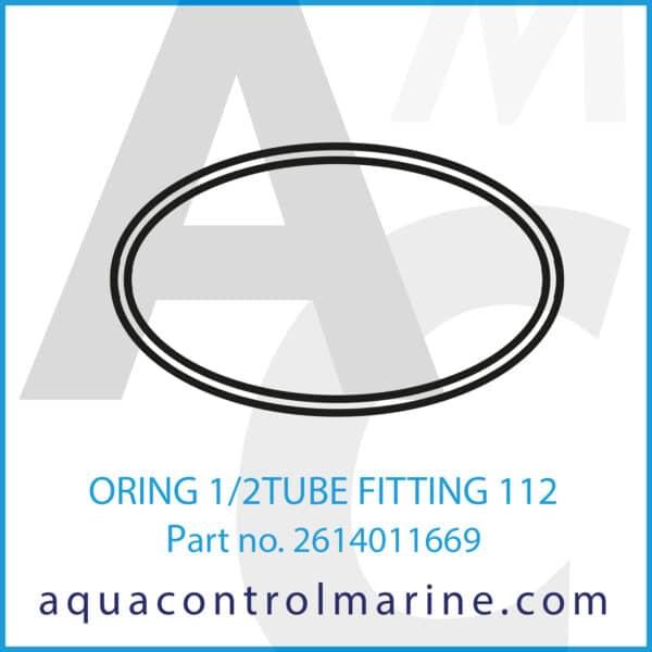 ORING 1_2TUBE FITTING 112