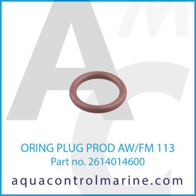 O-RING PLUG PROD AW-FM 113