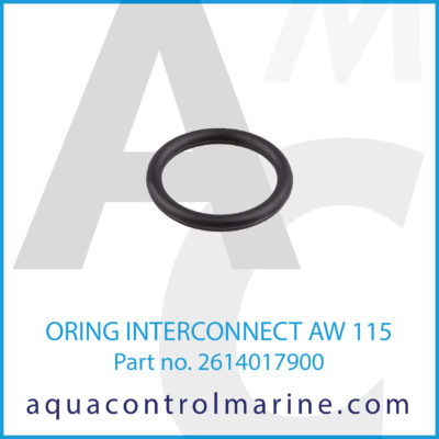 O-RING INTERCONNECT AW 115