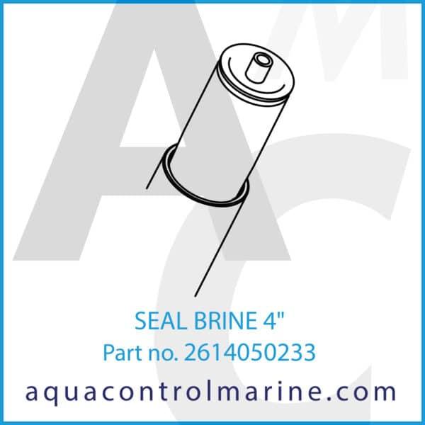 SEAL BRINE 4inch