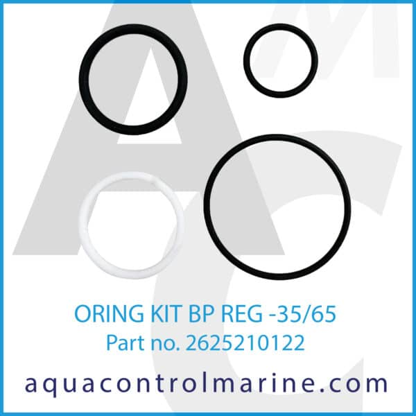 ORING KIT BP REG -35_65