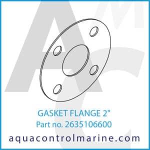 GASKET FLANGE 2inch