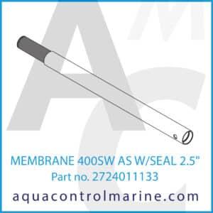 MEMBRANE 400SW AS W_SEAL 2.5inch