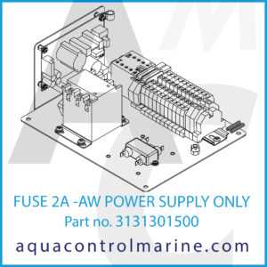 FUSE 2A -AW POWER SUPPLY ONLY