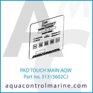 PAD TOUCH MAIN AQW