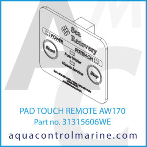 PAD TOUCH REMOTE AW170
