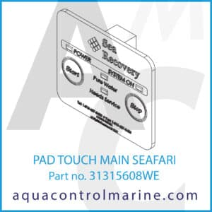PAD TOUCH MAIN SEAFARI