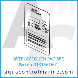 OVERLAY TOUCH PAD SRC